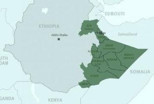 Over 1,700 former rebel fighters join Ethiopian force