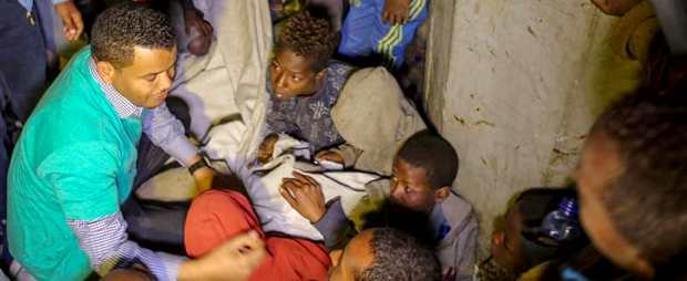 Addis Ababa takes off 2,000 street children