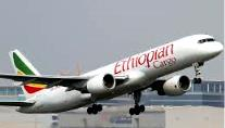 Ethiopian Airlines receives new cargo plane
