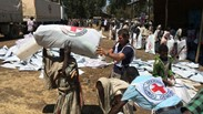Humanitarian agencies assist ethic violence victims in Ethiopia