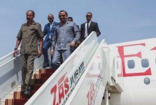 Eritrean President, Ethiopian PM visit South Sudan
