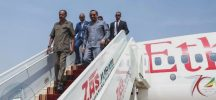 Eritrean President, Ethiopian PM visit South Sudan