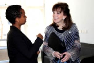 Millennium Challenge Corporation officials visit Ethiopia