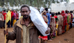 Over eight million Ethiopians need emergency aid