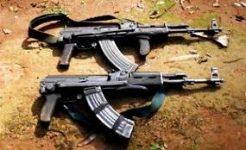 Ethiopia seizes weapon smugglers with 105 Kalashnikov guns