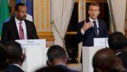 French president set to visit Ethiopia
