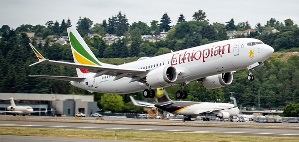 Ethiopia Airlines grounds all B-737-8 MAX airplanes