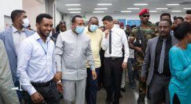Kenyan President visits Ethiopia's Hawassa Industrial Park