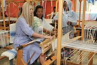 Ivanka Trump visits Muya Textiles in Ethiopia