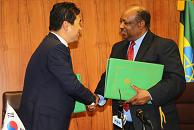 Korea provides $300 million loan to Ethiopia