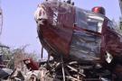 Chopper crashes in Ethiopia this morning