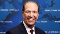 World Bank gets new president