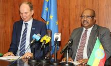EU grants 33 million euros to Ethiopia