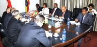 Ethiopia, Georgia officials meet for political consultation
