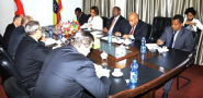 Ethiopia, Georgia officials meet for political consultation