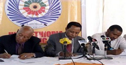 Five Ethiopian opposition parties set to merge