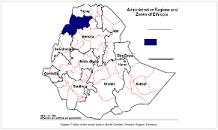 Acute water diarrhea outbreak kills 3 people in Ethiopia