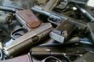 Ethiopian Customs Commission seize 35 illegal pistols