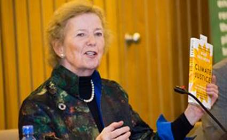 President Mary Robinson reflects on 'climate justice' in Ethiopia