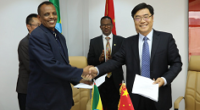 Ethiopia, China to jointly build communications satellite