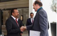 World Bank President visits Ethiopia