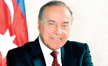 Heydar Aliyev - National leader with great historic mission