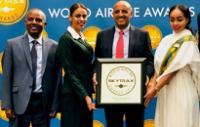 Ethiopian Airlines receives Best African Airline award in Paris