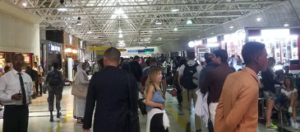 Ethiopia's airport sees record number of passengers