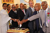 Ethiopian Airlines makes its maiden flight to Marseille