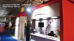 Sunmei International's Debut at Hotel Show Africa 2019