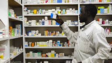 Africa adviced to reduce over-dependence on imported medicines