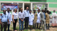 Danish minister visits project in Ethiopia