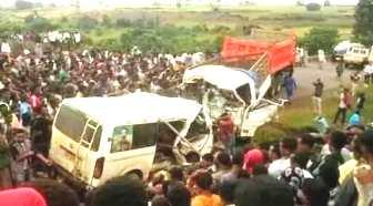 Car accident consumes 23 lives in Ethiopia