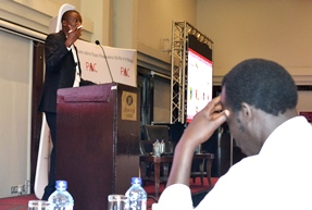 Pan African conference discusses taxation in digital economy