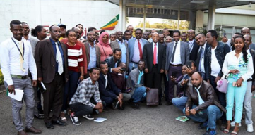 Ethiopia Airlines initiative to develop local farmers' capacity