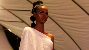 African Innovation Week features textile, leather fashion