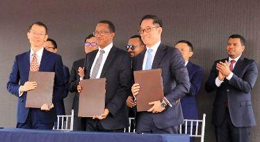 Ethiopia opens door for China's eCommerce giant