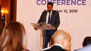 Ethiopian telecom regulators meet global investors