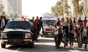 Ethiopians colorfully welcome Nobel Peace Laureate