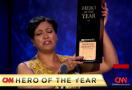 Freweini of Ethiopia named CNN hero