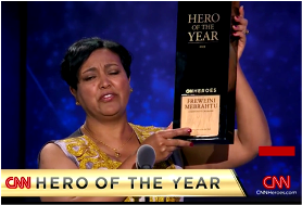 Freweini of Ethiopia named CNN hero
