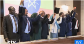 Five regional parties joined Ethiopia's ruling coalition