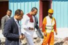 Ethiopia PM visits street children's house under-construction