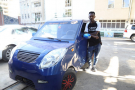 Ethiopian student invents car using motorcycle engine