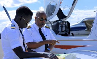 Abyssinian Aviation Academy of Ethiopia graduates 54 pilots