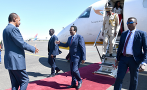 Somalia President Abdullahi Farmajo visits Eritrea