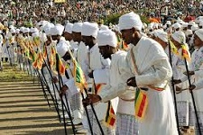 Ethiopian Christians celebrate 2012th Birth of Jesus Christ