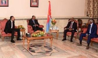 Ethiopia, Eritrea, Somalia leaders met in Asmara