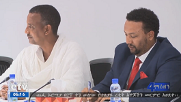Abiy meets Prosperity Party leaders from Tigray