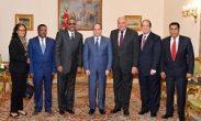 Ethiopian special envoy meets Egypt President
